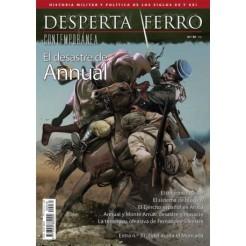 desperta-ferro-contemporanea-n-30-el-desastre-de-annual